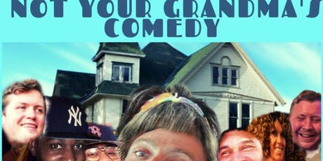 Not Your Grandma's Comedy tickets