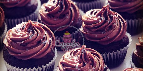 Starter KiT Cupcake Kurs Tickets