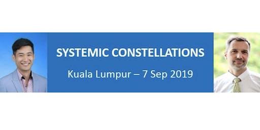 Systemic Constellations Workshop 系统排列工作坊