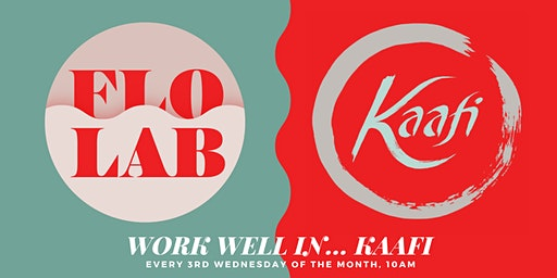 Mindful Coworking Meetup: Work Well In Kaafi