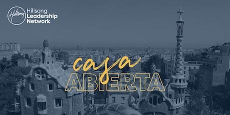 Casa Abierta Hillsong Network 2019 tickets