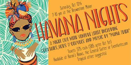 Havana Nights  tickets