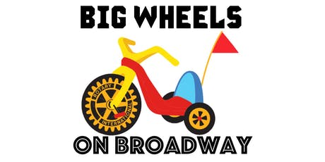 Big Wheels on Broadway tickets