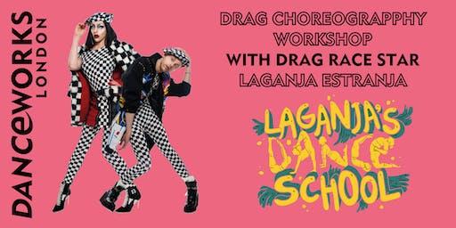 Drag Choreography Workshop