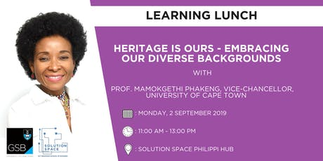 Heritage is ours - embracing our diverse backgrounds tickets