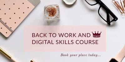 Back to Work and Digital Skills (Bromley)