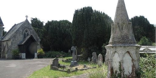 No6. Funerary and Flora at Ann's Hill Cemetery (20 Sept)