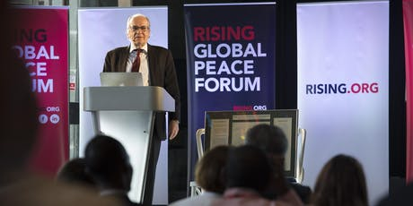 RISING 19 Global Peace Forum tickets
