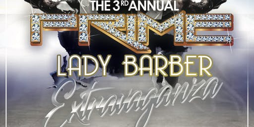 3rd Annual Prime Lady Barber Extravaganza (Female