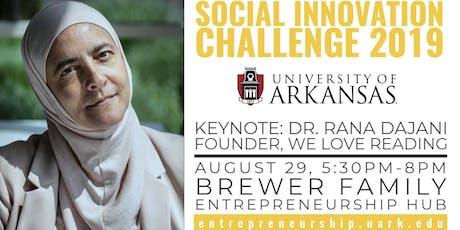 Social Innovation Challenge Kick Off tickets