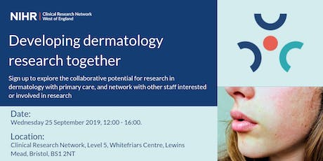 Developing dermatology research together tickets