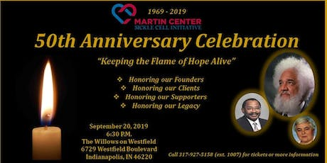Martin Center Sickle Cell Initiative 50th Anniversary Celebration tickets