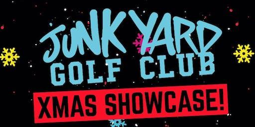 Junkyard Golf Club Christmas Showcase!