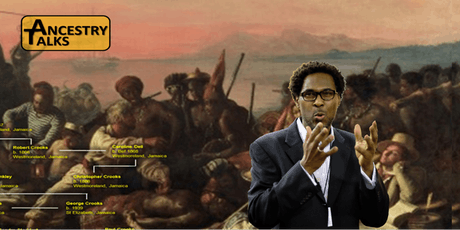Black Ancestry Talks: Why was slavery abolished in the British Colonies? tickets