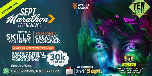 3 in 1 CREATIVE DESIGN TRAINING