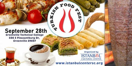 Turkish Food Fest  tickets
