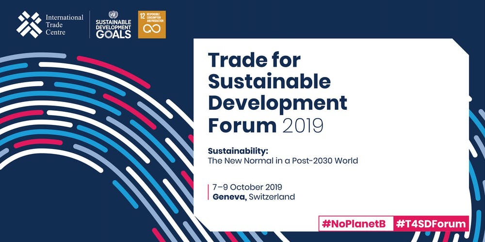 Trade for Sustainable Development Forum 2019 Tickets, Mon