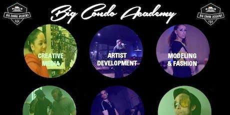 Big Condo Academy CIC Film Course tickets