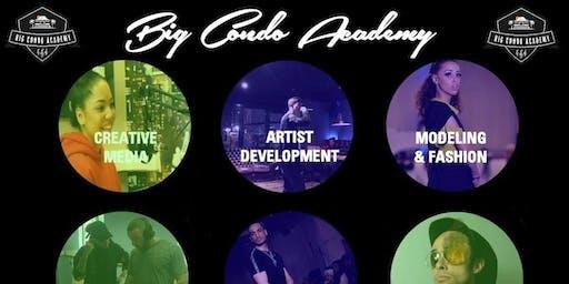 Big Condo Academy CIC Film Course
