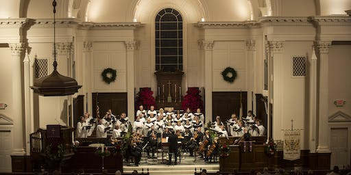 Christmas with American Composers: River Road Church Chancel Choir and Orchestra