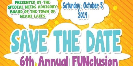 6th Annual FUNclusion tickets
