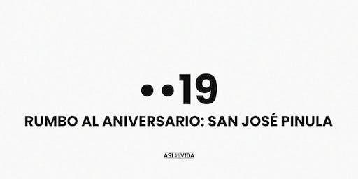 Rumbo al Aniversario: San José Pinula