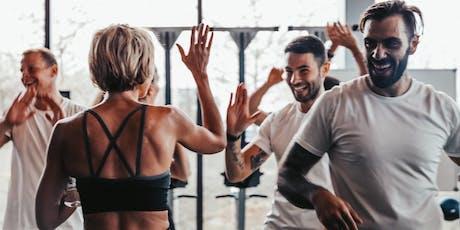 TNL 58' Outdoor Workout: Saturday Sept 7 @ 9.30AM billets