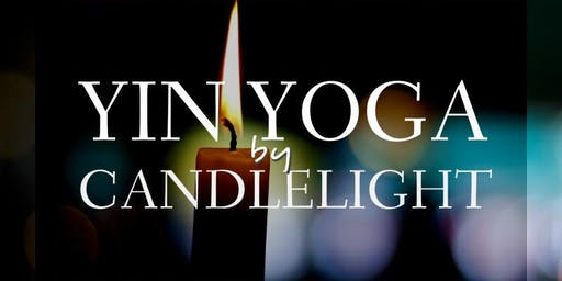Monthly Yin Nidra by candlelight