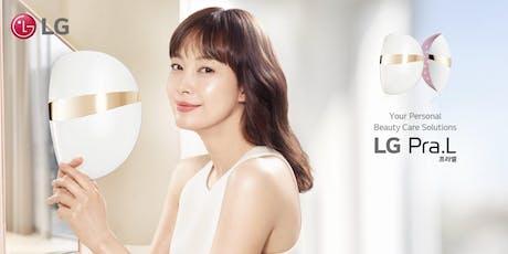 LG Pra.L x The Style Atelier Beauty Workshop tickets