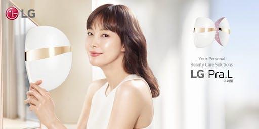 LG Pra.L x The Style Atelier Beauty Workshop