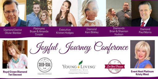 Young Living Joyful Journey Conference