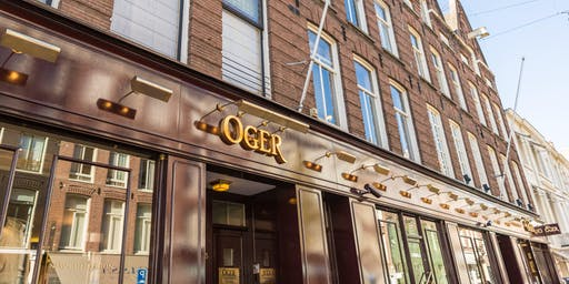 A Great & Luxurious Night at OGER!