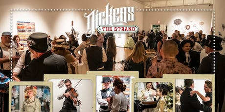 Dickens After Dark : Dickens on The Strand tickets