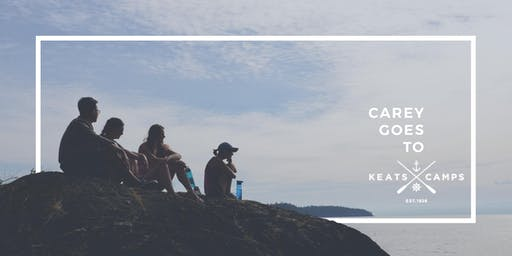 Carey Goes to Keats Camps 2019 (FREE REGISTRATION)