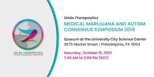 Zelda Therapeutics Medical Marijuana and Autism Consensus Symposium 2019