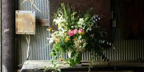 Fall Flower Workshop at the Farm tickets