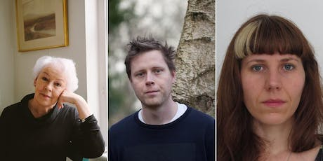 Time Lived Without Its Flow: Denise Riley, Max Porter, Emily Berry tickets