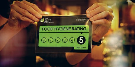 Gain or Retain a level 5 food hygiene rating  tickets