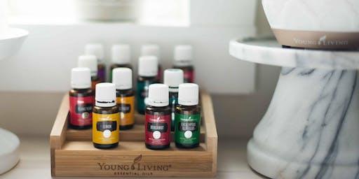 Essential Oils Make & Take