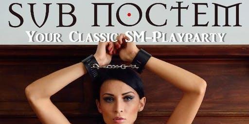Sub Noctem | Classic SM-Playparty