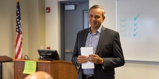 Sustainability Showcase: Paul Shrivastava