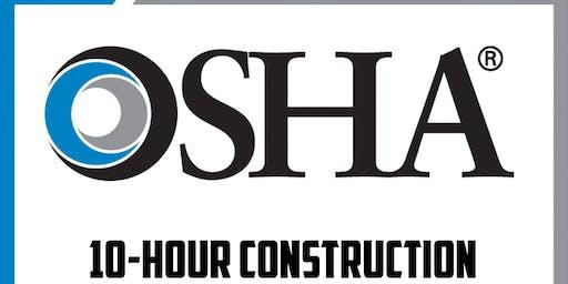 OSHA 10 Training BBSI