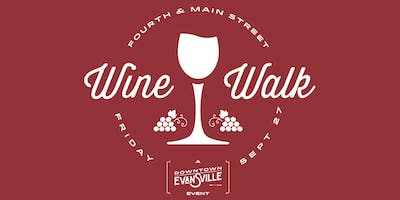Downtown Evansville Fall Wine Walk