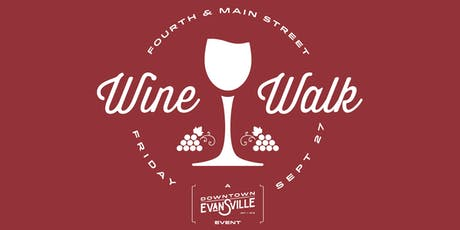 Downtown Evansville Fall Wine Walk tickets