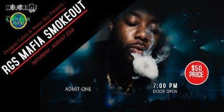 Luxury Smokeout tickets