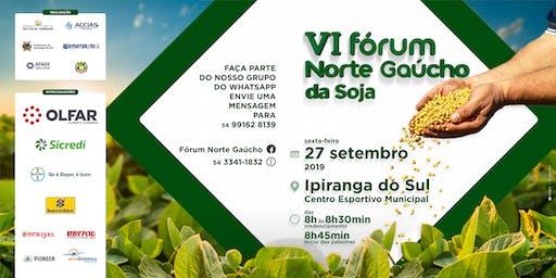 VI Fórum Norte Gaúcho da Soja