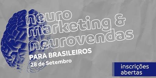 Neuromarketing e Neurovendas para Brasileiros em Orlando FL