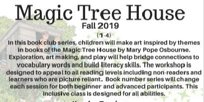 TOB DPCC Magic Tree House (1-4)