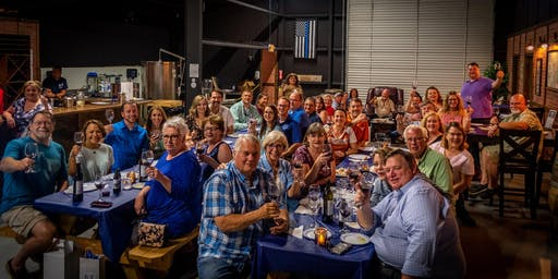 August Wine Club Pickup Party at Blue Epiphany