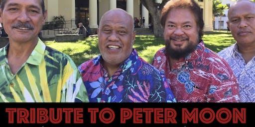 A Tribute To Peter Moon -- At Patrick Landeza's HOUSE OF HAWAIIAN MUSIC -Cupertino